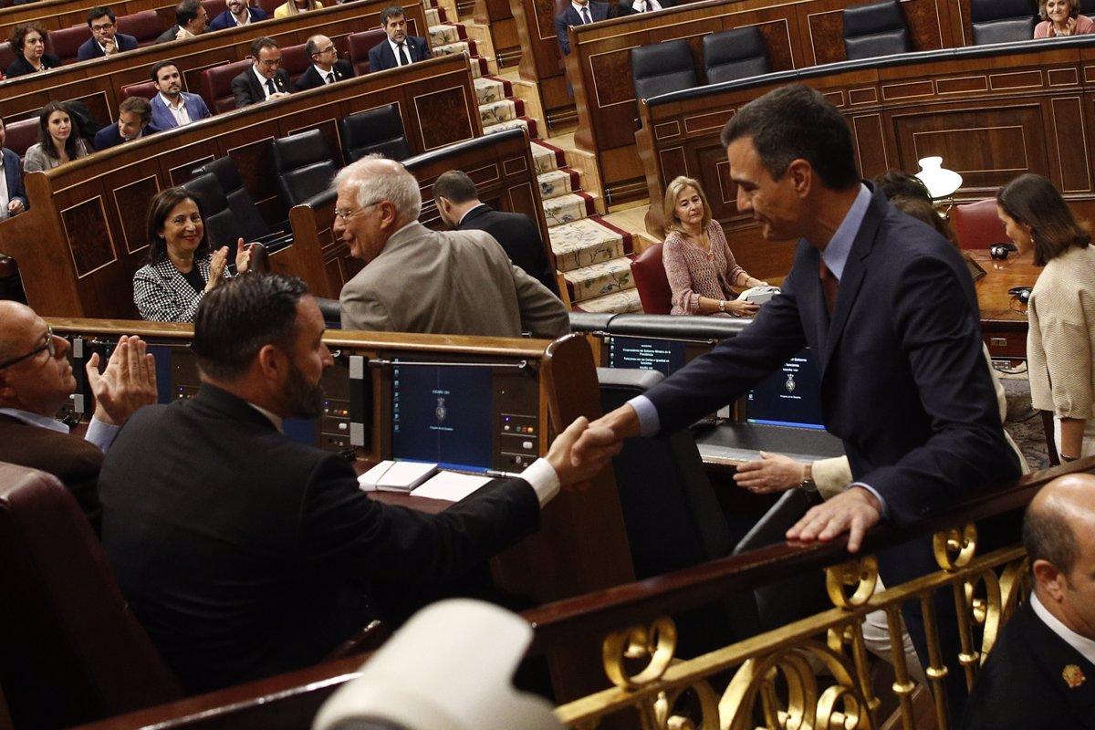 El nuevo compañero de cama de Sánchez aviva la idea del PSOE de gobernar en solitario