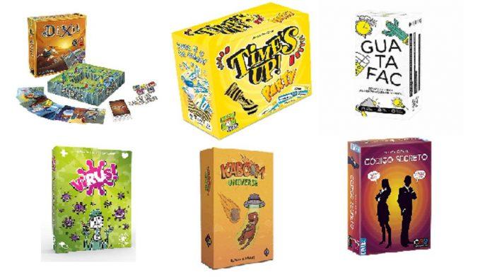 Amazon juegos de mesa temporal