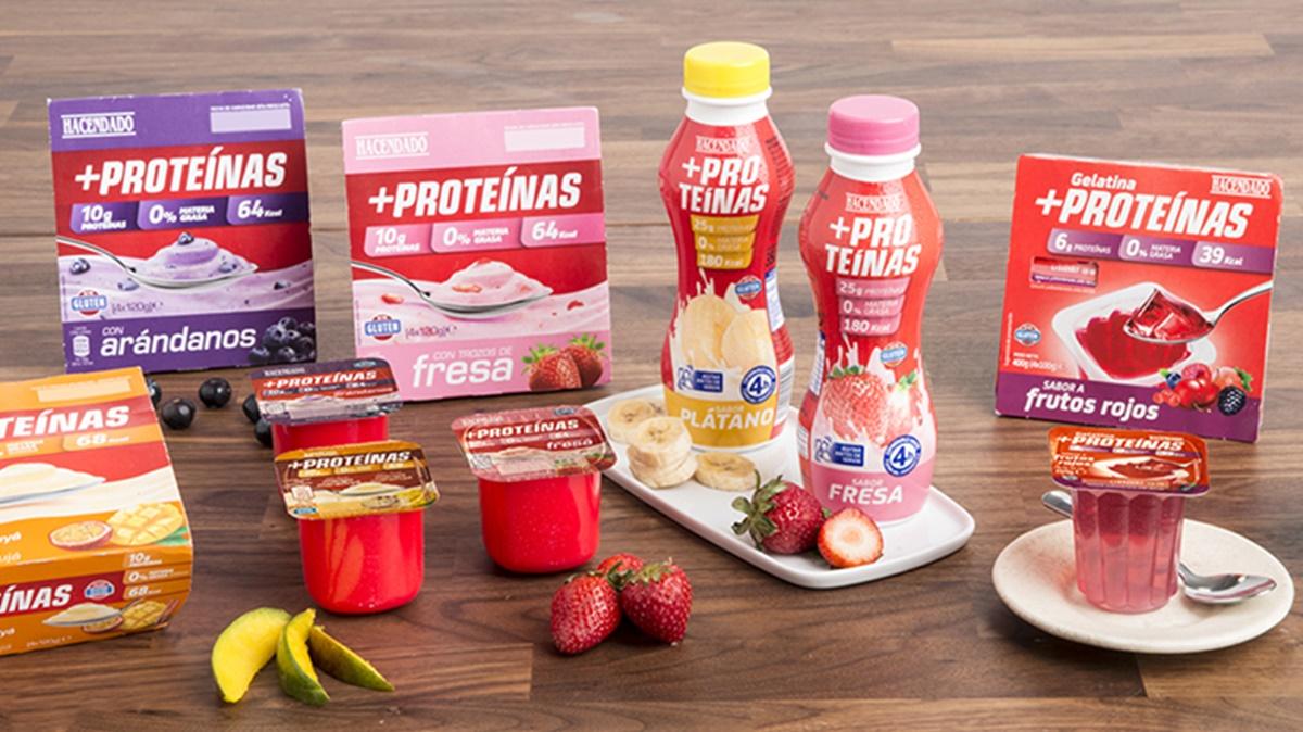 Mercadona: 9 productos repletos de proteínas que están a precio mínimo