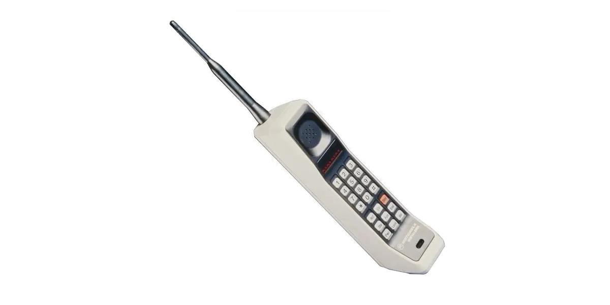 Motorola Dynatac, móviles