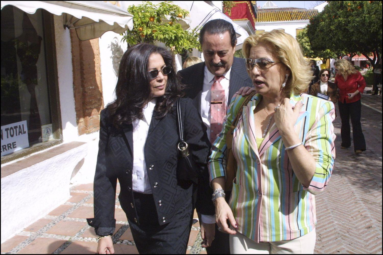 politico y famosa julian muñoz e isabel pantoja