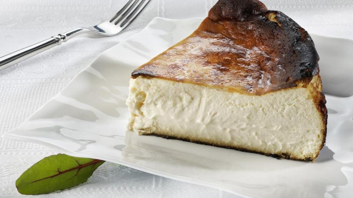 Cómo hacer una tarta de queso en diez minutos sin usar el horno