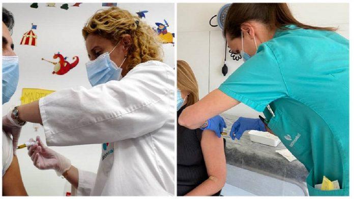 Hospital Quirón vacuna coronavirus