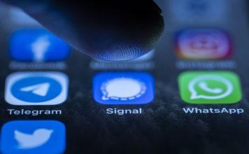 Whatsapp, Signal, Telegram, cuál es más segura