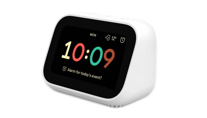 Xiaomi Mi Smart Clock, reloj inteligente
