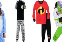 Amazon: pijamas comodísmos niños y adultos