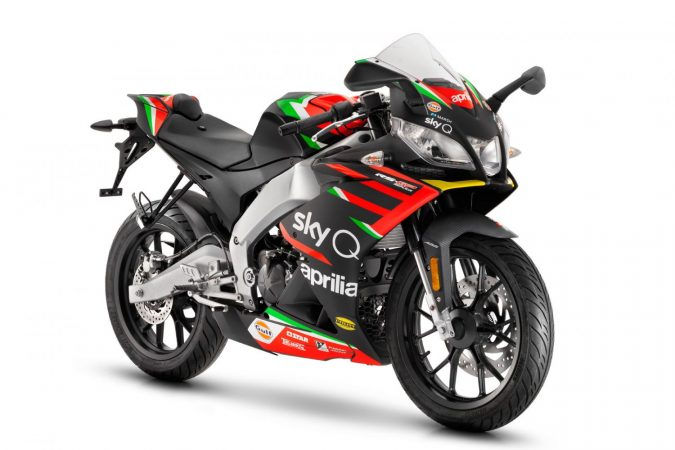 Moto Aprilia RS 125
