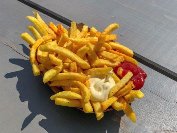 Cómo hacer patatas fritas más saludables