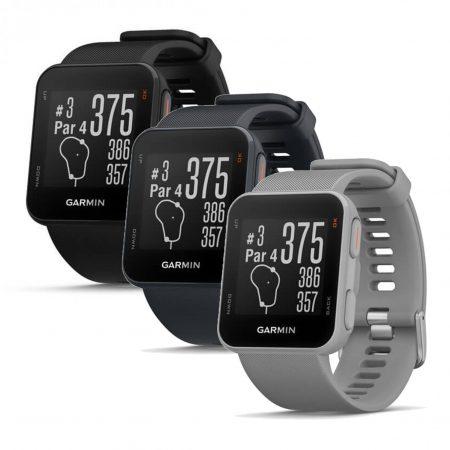 Los relojes inteligentes Garmin Approacha S10