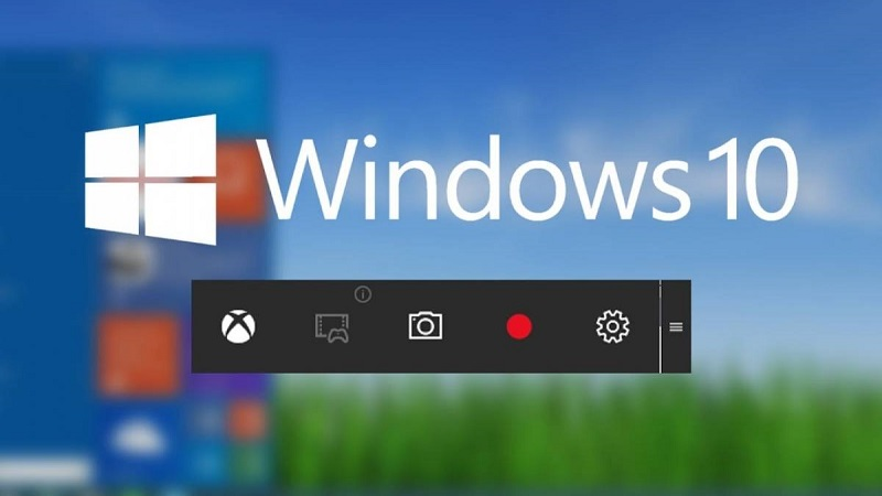 Grabar la pantalla en Windows 10, utilizando un Xbox Game Bar