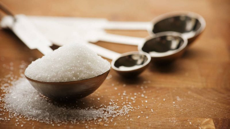 Los azúcares que sean refinado