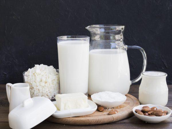 Los lácteos enteros ¿Aumentan el colesterol?