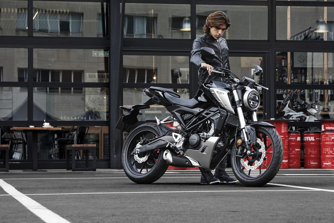 Las ventas de motos acumulan una subida del 40% este año