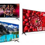 LG Samsung TD Systems televisiones Amazon