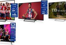 Amazon: televisores TD Systems bajo precio