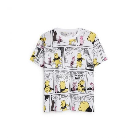 camiseta comic winnie the pooh primark
