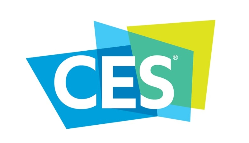 CES 2021, logo