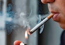 Esto pasa si fumas cigarrillo al día