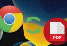 Guardar página web PDF
