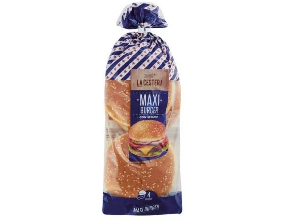 comprar pan hamburguesa