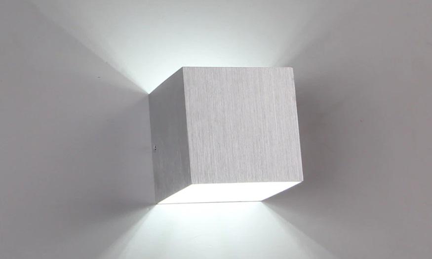 luz cuadrada