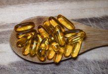 Omega 3, vitamina E