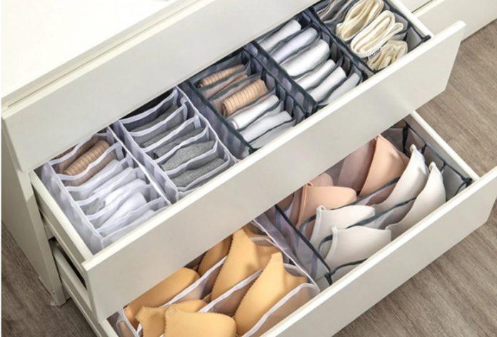 organizadora cajones de armario
