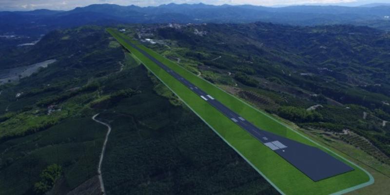 OHL se adjudica el desarrollo de un aeropuerto en Colombia por 34 M€