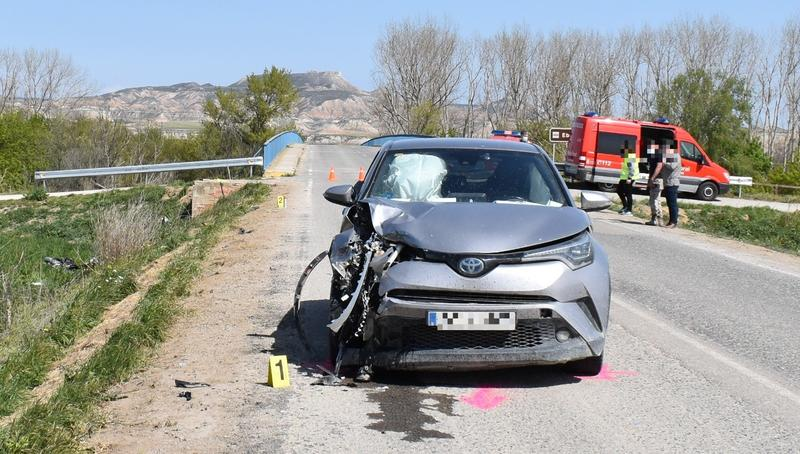 14 personas mueren en accidentes de tráfico en el primer fin de semana de Semana Santa