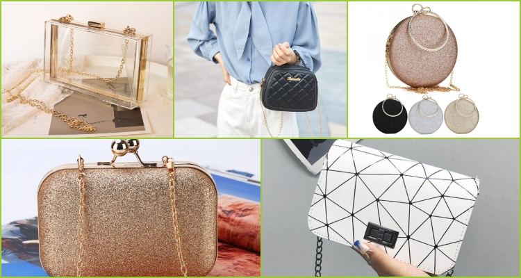 Aliexpress: bolsos preciosos de vestir por menos de 10 euros en su web