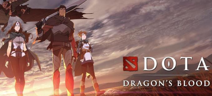 Dota- Sangre de Dragón solo por Netflix