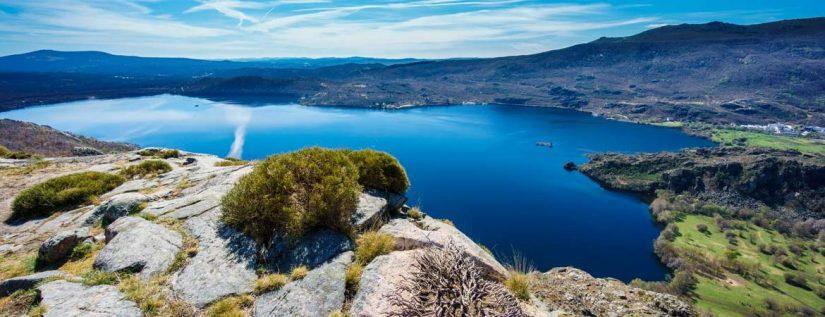 El Parque Natural del Lago de Sanabria en España