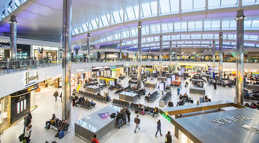 El impacto del brexit en Ferrovial: Heathrow restará 230 M€ al año