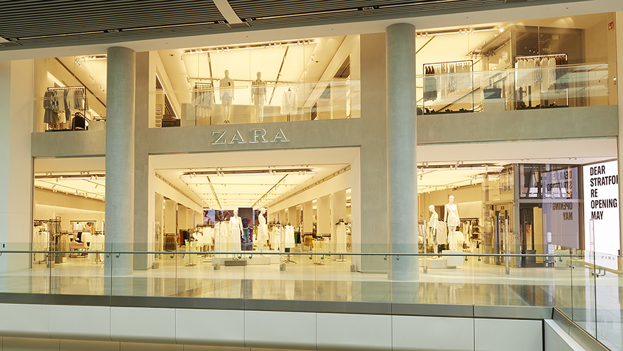Inditex tiene en 'stock' más de 2.000 M€ en mercancía lista para la venta