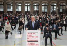 Josep Sánchez Llibre, presidente de Foment
