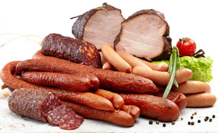 Las carnes embutidas