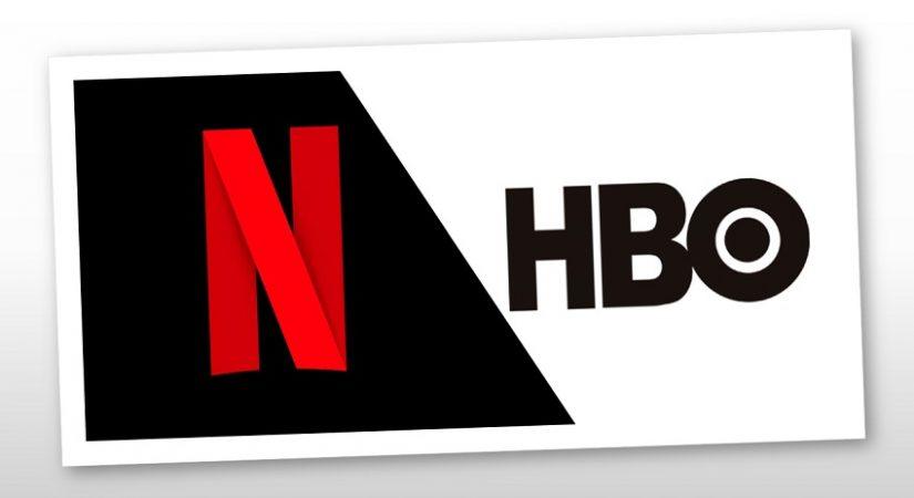 Las plataformas streaming Netflix y HBO