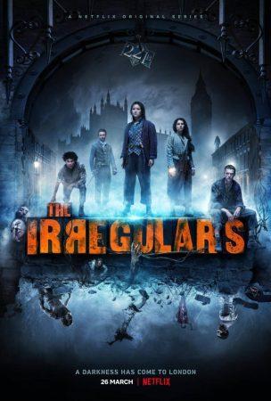 Los Irregulares solo por Netflix