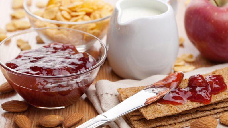 Mantequillas y mermeladas ¿Alimentos dañinos para el organismo?