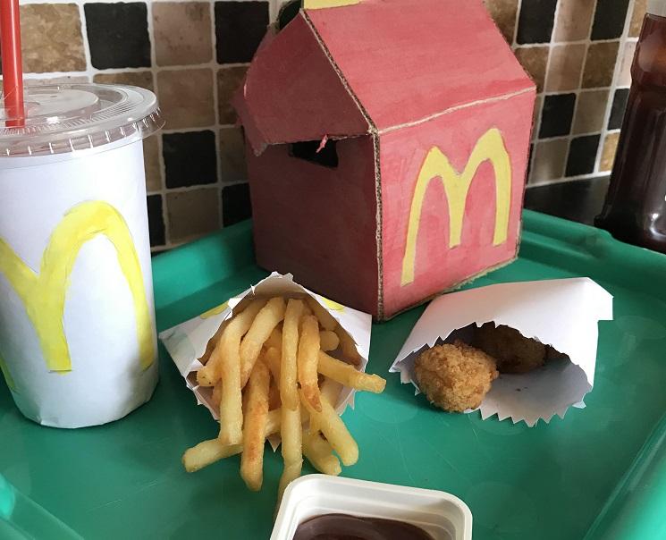 Patatas Deluxe y otros productos de McDonalds que sí se pueden cocinar en casa