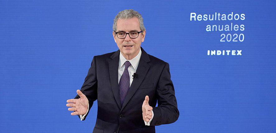 Pablo Isla enfrenta el reto de fidelizar a millones de clientes en Inditex