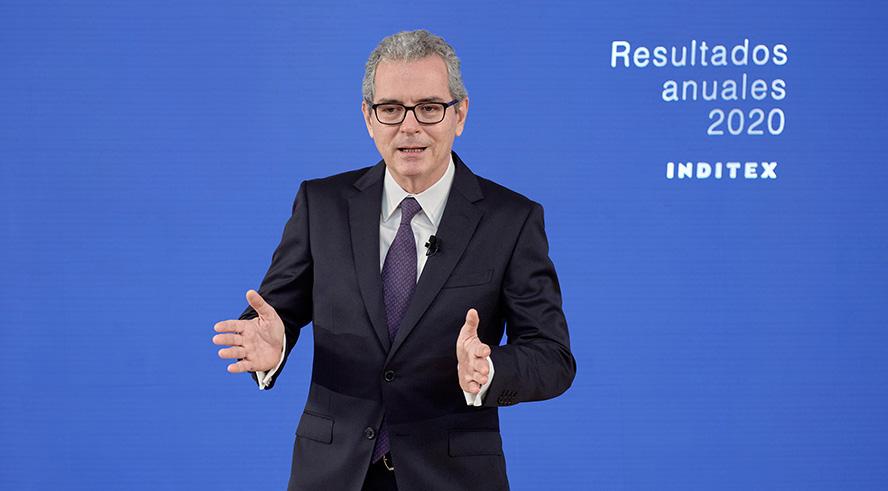 Inditex gasta 3.400 M€ menos en compras a sus proveedores