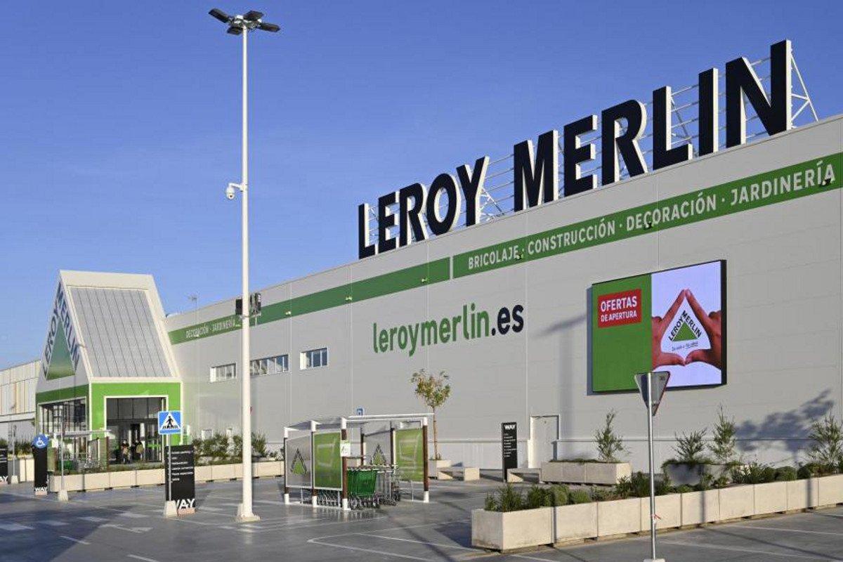 Productos de Leroy Merlin para tu baño con un descuento del 20%