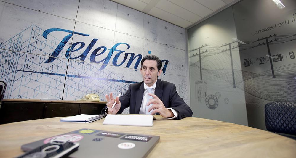 Telefónica resiste al nuevo 'fusionazo' en España a las puertas del 5G