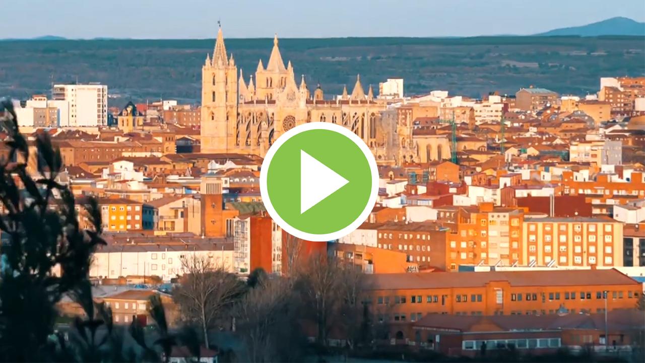 El Ayuntamiento de León lanza una nueva campaña para atraer turismo