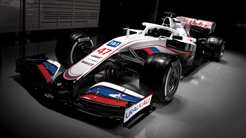 El dinero ruso de Uralkali saca a la luz las vergüenzas de Haas en la F1