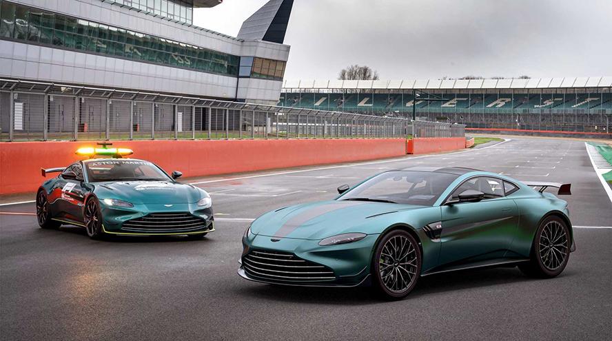 Aston Martin Vantage F1 Edition, por el regreso a la Fórmula 1