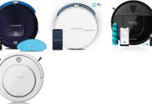 Amazon: robots aspiradores Cecotec Rowenta más vendidos