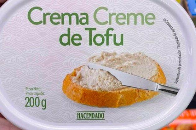 crema de tofu Mercadona