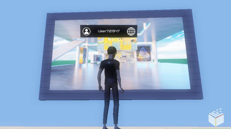 Así son los museos virtuales de criptoarte que inauguran un nuevo mercado artístico